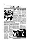 New Mexico Daily Lobo, Volume 088, No 98, 2/15/1984 by University of New Mexico