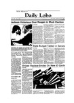 New Mexico Daily Lobo, Volume 088, No 99, 2/16/1984 by University of New Mexico