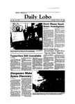 New Mexico Daily Lobo, Volume 088, No 101, 2/20/1984