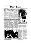 New Mexico Daily Lobo, Volume 088, No 103, 2/22/1984