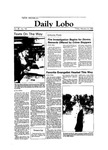 New Mexico Daily Lobo, Volume 088, No 105, 2/24/1984 by University of New Mexico
