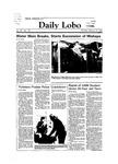 New Mexico Daily Lobo, Volume 088, No 106, 2/27/1984