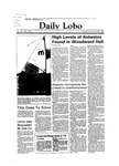New Mexico Daily Lobo, Volume 088, No 107, 2/28/1984 by University of New Mexico