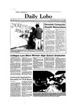 New Mexico Daily Lobo, Volume 088, No 108, 2/29/1984 by University of New Mexico