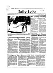 New Mexico Daily Lobo, Volume 088, No 109, 3/1/1984 by University of New Mexico