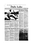 New Mexico Daily Lobo, Volume 088, No 110, 3/2/1984 by University of New Mexico