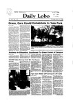 New Mexico Daily Lobo, Volume 088, No 114, 3/8/1984 by University of New Mexico