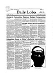 New Mexico Daily Lobo, Volume 088, No 117, 3/20/1984 by University of New Mexico