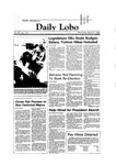 New Mexico Daily Lobo, Volume 088, No 118, 3/21/1984 by University of New Mexico