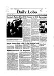 New Mexico Daily Lobo, Volume 088, No 119, 3/22/1984 by University of New Mexico