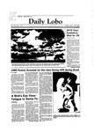 New Mexico Daily Lobo, Volume 088, No 120, 3/23/1984 by University of New Mexico