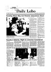 New Mexico Daily Lobo, Volume 088, No 123, 3/28/1984 by University of New Mexico