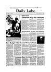 New Mexico Daily Lobo, Volume 088, No 125, 3/30/1984 by University of New Mexico