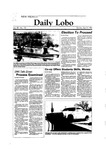 New Mexico Daily Lobo, Volume 088, No 126, 4/2/1984 by University of New Mexico