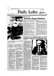New Mexico Daily Lobo, Volume 088, No 129, 4/5/1984 by University of New Mexico