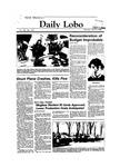 New Mexico Daily Lobo, Volume 088, No 131, 4/9/1984