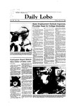 New Mexico Daily Lobo, Volume 088, No 135, 4/13/1984