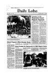 New Mexico Daily Lobo, Volume 088, No 137, 4/17/1984 by University of New Mexico
