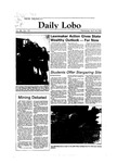 New Mexico Daily Lobo, Volume 088, No 138, 4/18/1984 by University of New Mexico