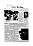 New Mexico Daily Lobo, Volume 088, No 142, 4/24/1984 by University of New Mexico