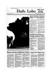 New Mexico Daily Lobo, Volume 088, No 143, 4/25/1984 by University of New Mexico