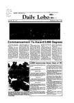 New Mexico Daily Lobo, Volume 088, No 146, 5/2/1984 by University of New Mexico