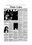 New Mexico Daily Lobo, Volume 088, No 149, 6/7/1984 by University of New Mexico