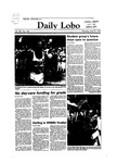 New Mexico Daily Lobo, Volume 088, No 151, 6/21/1984 by University of New Mexico