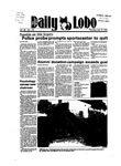 New Mexico Daily Lobo, Volume 088, No 154, 7/12/1984 by University of New Mexico