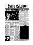 New Mexico Daily Lobo, Volume 088, No 155, 7/19/1984