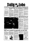 New Mexico Daily Lobo, Volume 089, No 3, 8/21/1984 by University of New Mexico