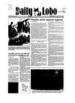 New Mexico Daily Lobo, Volume 089, No 4, 8/22/1984 by University of New Mexico
