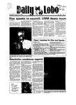 New Mexico Daily Lobo, Volume 089, No 5, 8/23/1984 by University of New Mexico