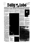 New Mexico Daily Lobo, Volume 089, No 7, 8/27/1984 by University of New Mexico