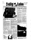 New Mexico Daily Lobo, Volume 089, No 10, 8/30/1984 by University of New Mexico