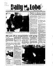 New Mexico Daily Lobo, Volume 089, No 11, 8/31/1984 by University of New Mexico