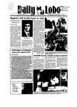 New Mexico Daily Lobo, Volume 089, No 13, 9/5/1984 by University of New Mexico