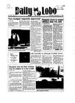 New Mexico Daily Lobo, Volume 089, No 14, 9/6/1984 by University of New Mexico