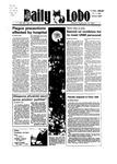New Mexico Daily Lobo, Volume 089, No 16, 9/10/1984 by University of New Mexico