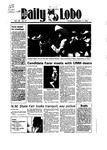 New Mexico Daily Lobo, Volume 089, No 17, 9/11/1984 by University of New Mexico