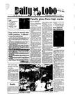 New Mexico Daily Lobo, Volume 089, No 18, 9/12/1984 by University of New Mexico