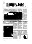 New Mexico Daily Lobo, Volume 089, No 20, 9/14/1984 by University of New Mexico