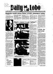 New Mexico Daily Lobo, Volume 089, No 22, 9/18/1984 by University of New Mexico