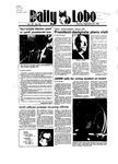 New Mexico Daily Lobo, Volume 089, No 26, 9/24/1984 by University of New Mexico