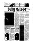 New Mexico Daily Lobo, Volume 089, No 30, 9/28/1984
