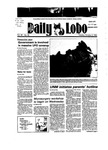 New Mexico Daily Lobo, Volume 089, No 32, 10/2/1984 by University of New Mexico