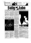 New Mexico Daily Lobo, Volume 089, No 35, 10/5/1984 by University of New Mexico