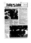 New Mexico Daily Lobo, Volume 089, No 36, 10/8/1984 by University of New Mexico