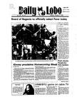 New Mexico Daily Lobo, Volume 089, No 37, 10/9/1984 by University of New Mexico