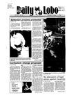 New Mexico Daily Lobo, Volume 089, No 39, 10/11/1984 by University of New Mexico